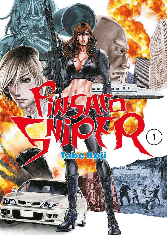 Pinsaro Sniper - Tome 1 - Editions Meian