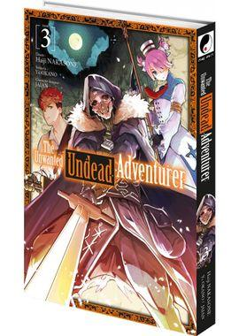 The unwanted undead adventurer tome 3 - Meian