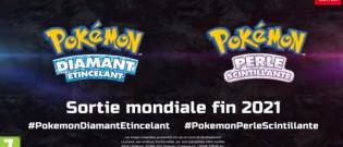 Pokémon Diamant Etincellant et Perle Scintillante