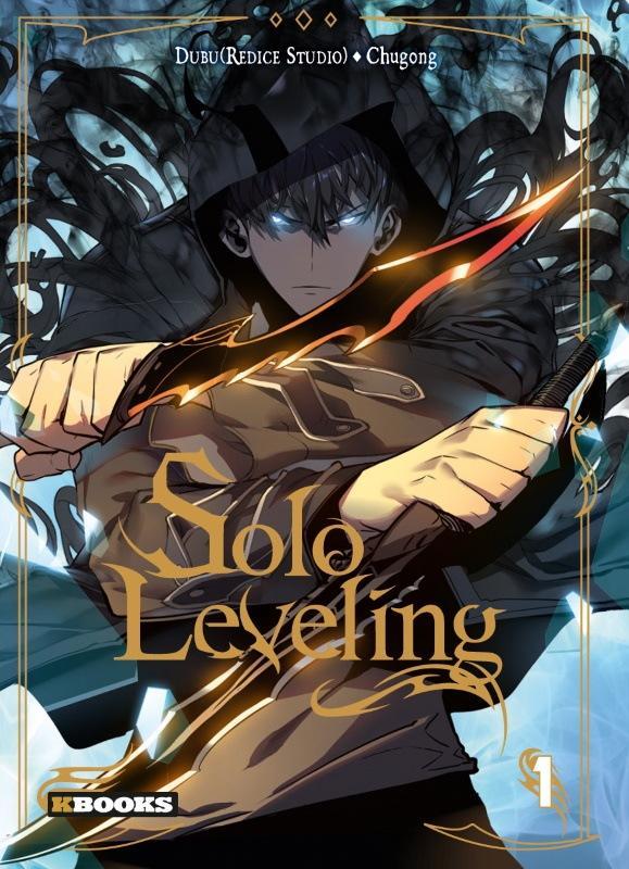 Solo Leveling # 1 - Edition Delcourt - KBooks - Dubu (Redice Studio) - Chugong