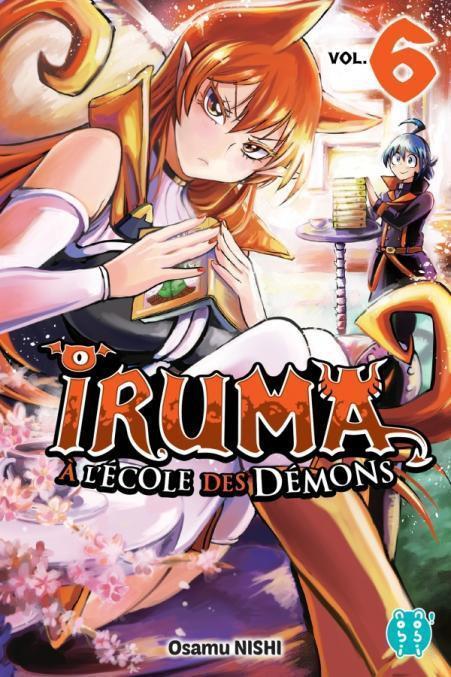 Iruma à l'école des démons - 6 - Nishi Osamu - Editions Nobi Nobi