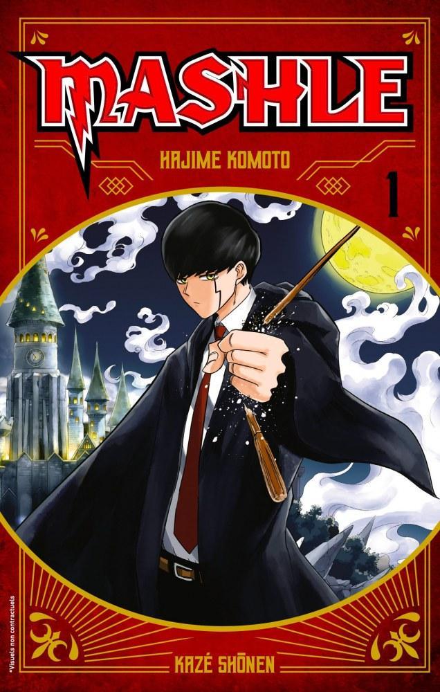 Mashle - 1 - Hajime Komoto - Editions Kaze (Shônen)