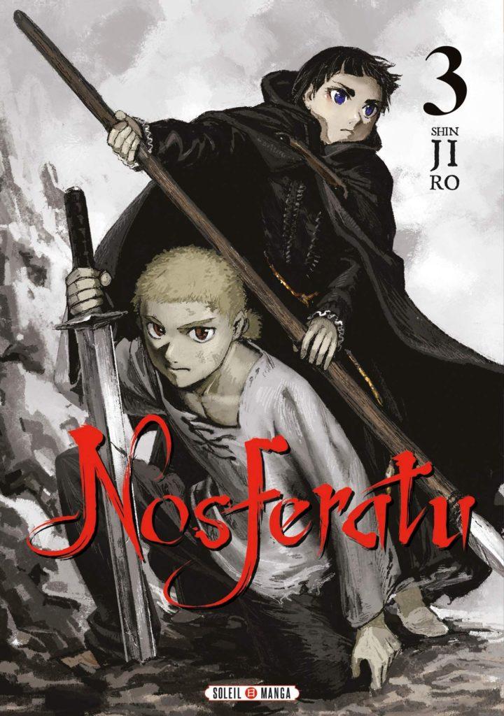 Nosferatu # 3 - Shinjiro - Soleil Manga
