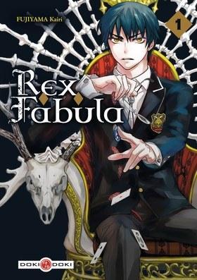 Rex Fabula - 1 - Fujiyama Kairi - Editions Doki-doki