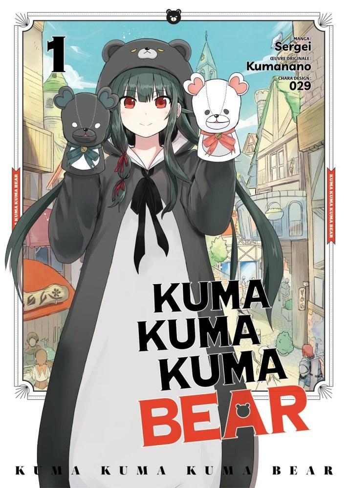 Kuma Kuma Bear - # 1 - Sergei - Kumamano - 029 - Meian