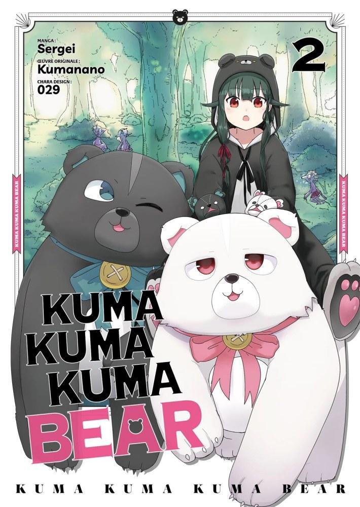 Kuma Kuma Bear - # 2 - Sergei - Kumamano - 029 - Meian