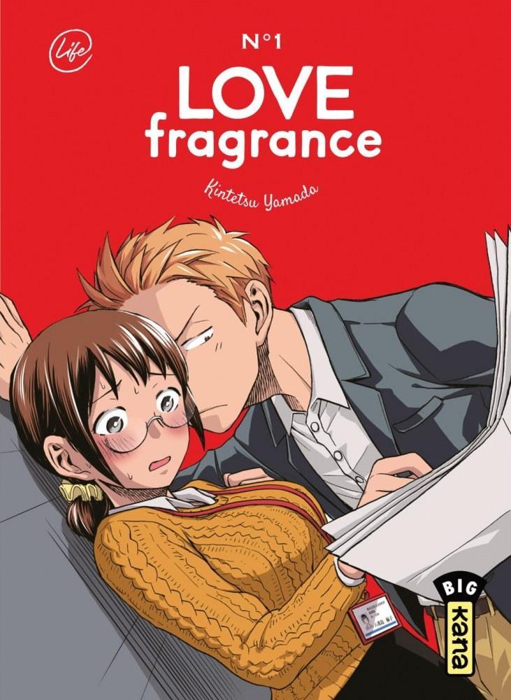 Love Fragrance - # 1 - Kintetsu Yamada - Kana