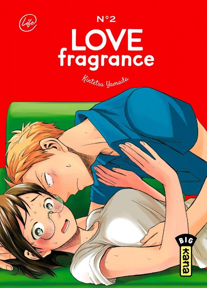 Love Fragrance - # 2 - Kintetsu Yamada - Kana