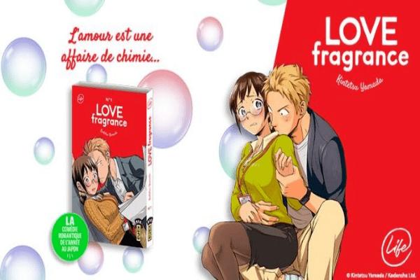 Love Fragrance - Promotion - Kintetsu Yamada - Kana