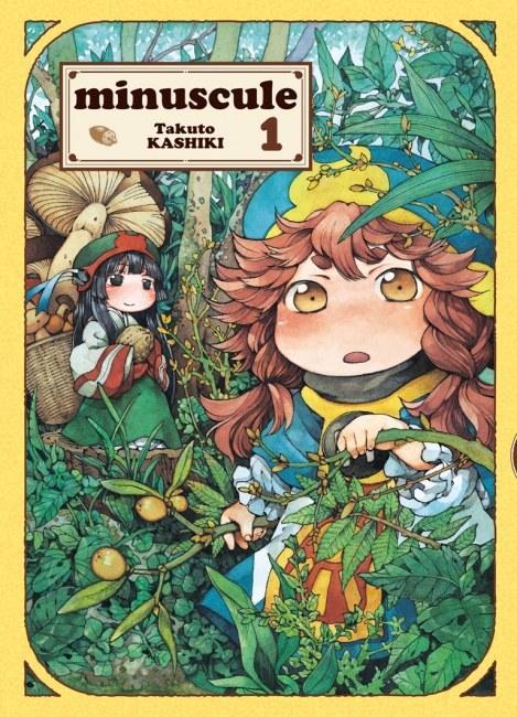 Minuscule - # 1 - Kashiki Takuto - Editions Komikku