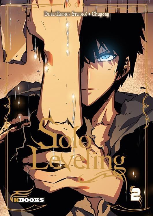 Solo Leveling # 2 - Edition Delcourt - KBooks - Dubu (Redice Studio) - Chugong