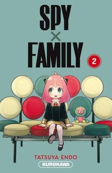 Spy X Family - # 2 - Tatsuya Endo - Kurokawa