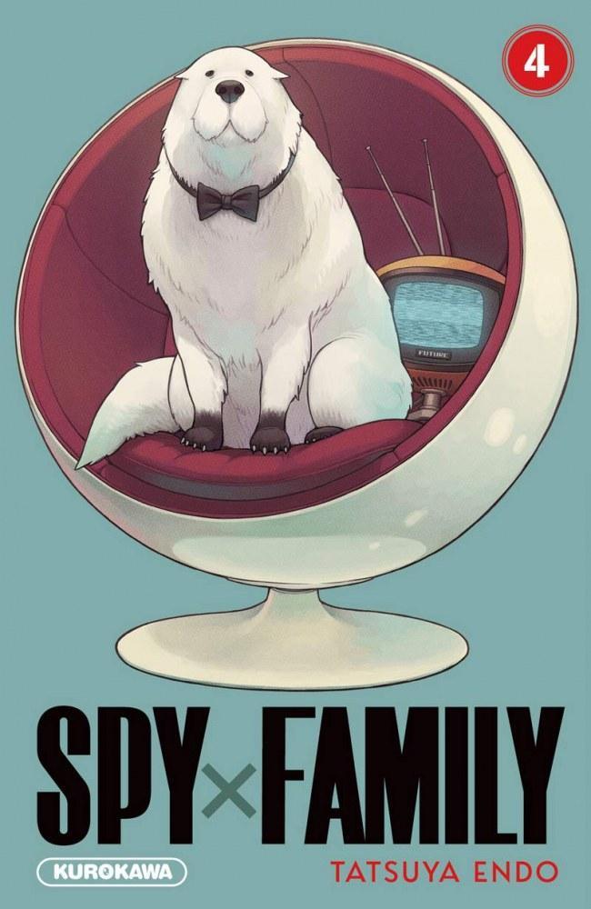 Spy X Family - # 4 - Tatsuya Endo - Kurokawa