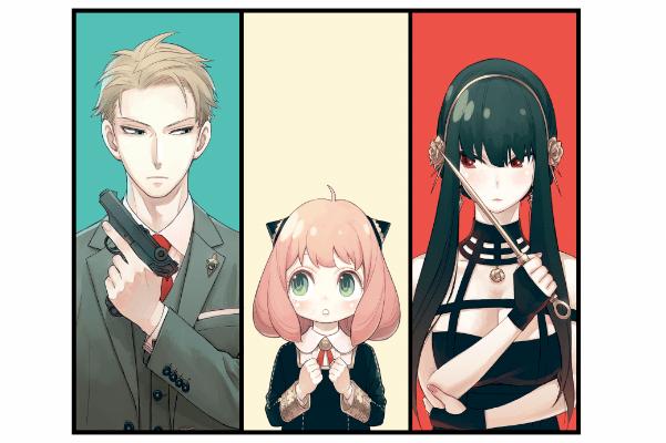 Spy X Family - Promotion - Tatsuya Endo - Kurokawa