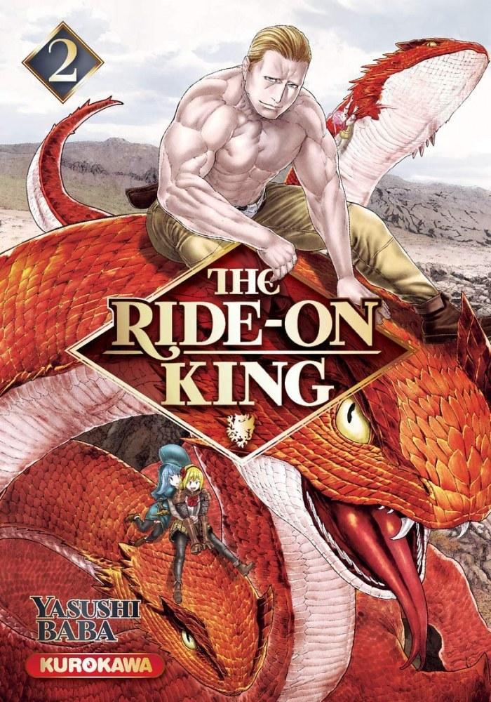 The Ride on King - # 2 - Yasushi Baba - Kurokawa