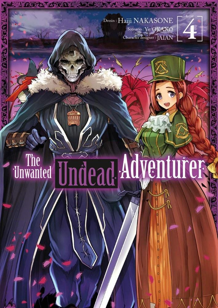 The Unwanted Undead Adventurer - # 4 - Haiji Nakasone - Yu Okano - Jaian - Meian