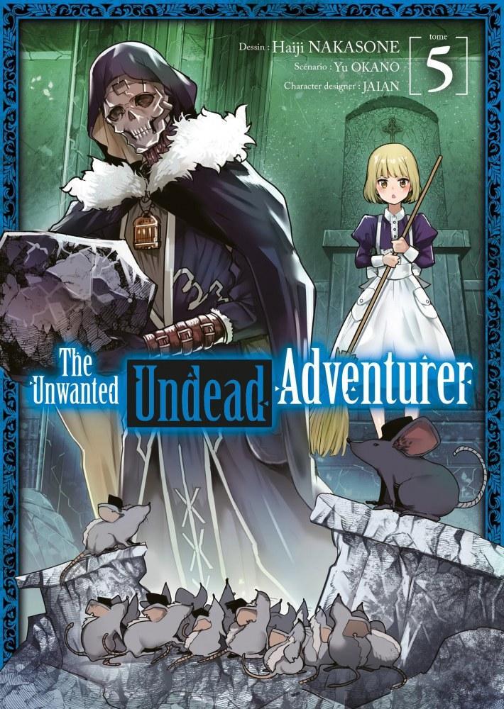 The Unwanted Undead Adventurer - # 5 - Haiji Nakasone - Yu Okano - Jaian - Meian