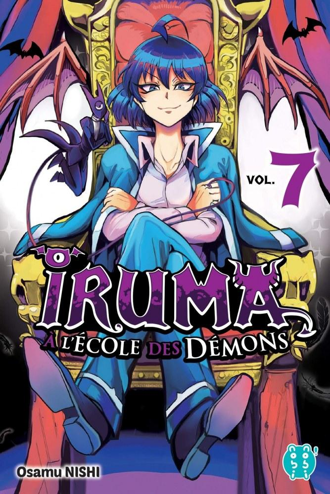 Iruma à l'école des démons - # 7 - Nishi Osamu - Editions Nobi Nobi