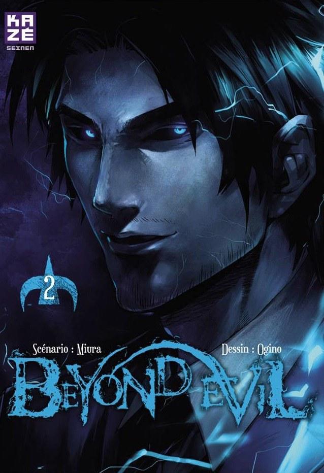 Beyond Evil - # 2 - Miura - Ogino - Editions Kazé
