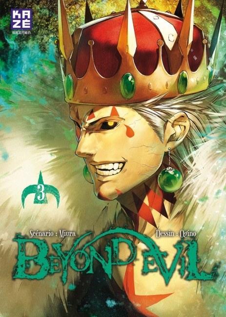 Beyond Evil - # 3 - Miura - Ogino - Editions Kazé