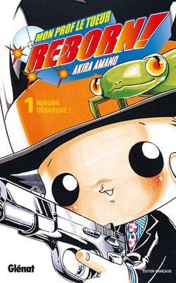 Mon Prof le Tueur Reborn ! © Akira Amano / Shûeisha - Glénat manga